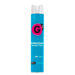 G3 Ambientador aerosol fresco