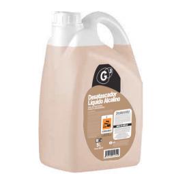G3 desatascador líquido alcalino 4x5 L