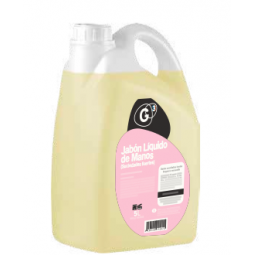 G3 Jabón líquido de manos suciedades fuertes 5 L