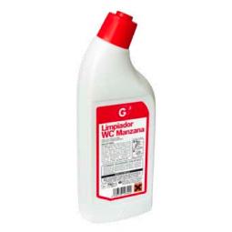 G3 Limpiador WC de Manzana 20x750 ml