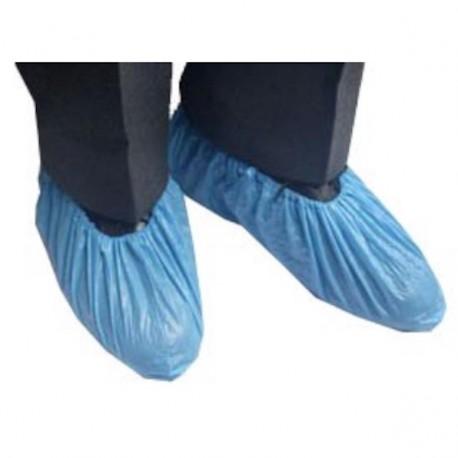 Cubrezapatos desechables de plástico