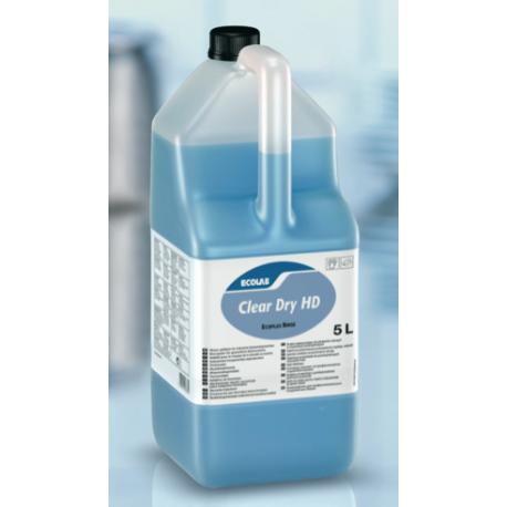 Abrillantador líquido concentrado Clear Dry HD