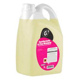 G3 Desinfectante de Áreas Alimentarias 4x5L