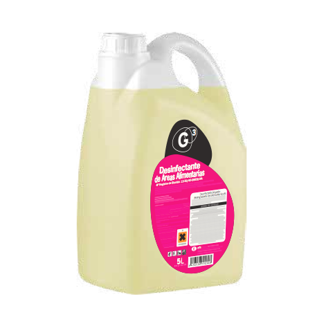 G3 Desinfectante de Áreas Alimentarias