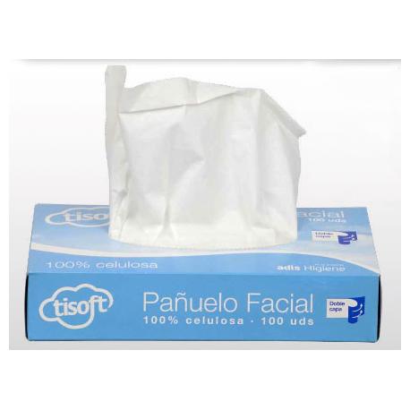 Pañuelo Facial Tisoft de doble capa
