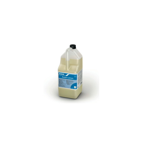 Detergente Lavavajillas Manual Assert Lemon