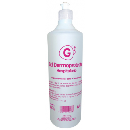 G3 Gel Dermoprotector Hospitalario
