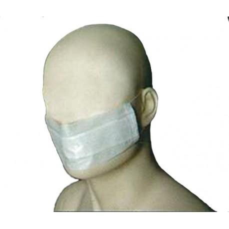 Mascarilla de celulosa desechable