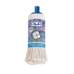 Fregona de algodón crudo 220 gr 24ud