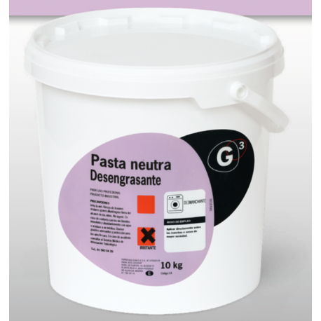 G3 Pasta Desengrasante Neutra