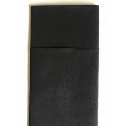 Servilleta kanguritos de tissue seco negro 40x40 cm 400 ud