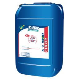 Agral Chlor (HA) de Sutter desinfectante clorado 24 kg