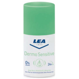 Desodorante roll-on dermo sensitive Lea 50 ml 12 ud