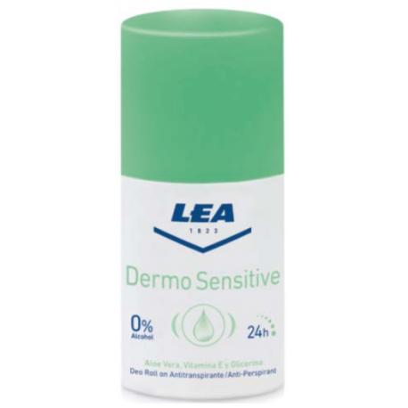 Desodorante roll-on dermo sensitive Lea