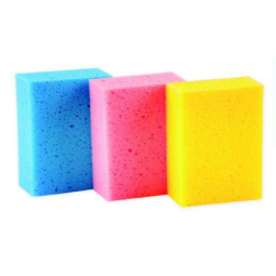 Esponja de baño rectangular 30 Ud