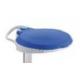 Porta Bolsas Smile E-10 Azul 120 Litros con 4 Ruedas de TTS