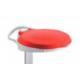 Porta Bolsas Smile E-10 Rojo 120 Litros con 4 Ruedas de TTS