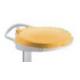 Porta Bolsas Smile E-10 Amarillo 120 Litros con 4 Ruedas de TTS