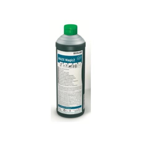Maxx Magic 2 limpiador multiusos superhumectante de Ecolab 12x1 litro