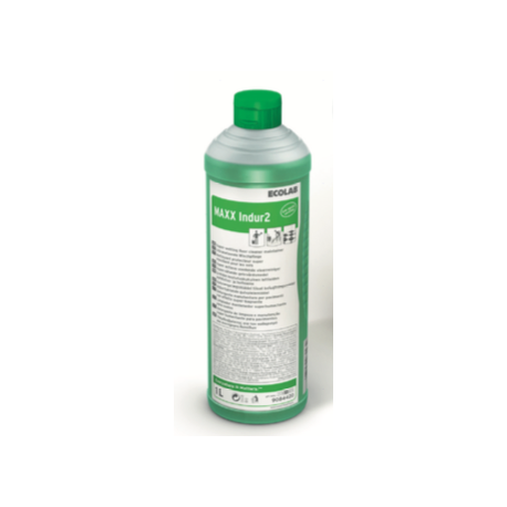 Maxx Indur 2 limpiador mantenedor superhumectante de Ecolab 12x1 litro