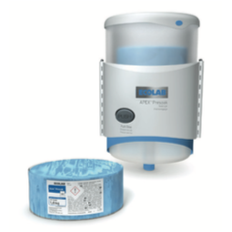 Apex Presoak detergente sólido de Ecolab para remojo de cubertería
