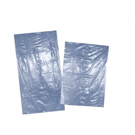 Bolsa block transparente virgen 30x43 cm