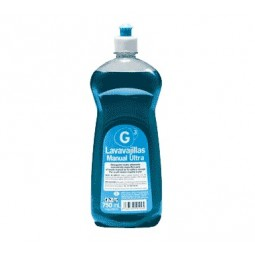 G3 Lavavajillas manual ultra 12x750 ml