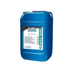 Sutter Alka 9000 detergente alcalino para lavado de carrocerías y superficies duras 20 Kg