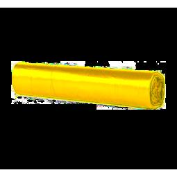 Bolsa de basura Fortplas 115x150 cm amarilla 200 ud