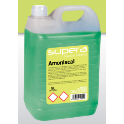 Limpiador Amoniacal Supera 4x5 L