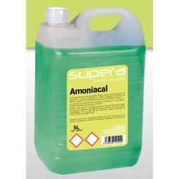 Limpiador Amoniacal Supera 4x5 L