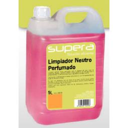 Supera Limpiador Neutro Perfumado