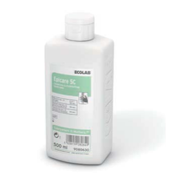 Epicare 5C jabón líquido antimicrobiano 6x500 ml