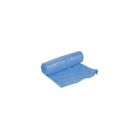 Bolsa para basura azul Fortplas 85x105 cm