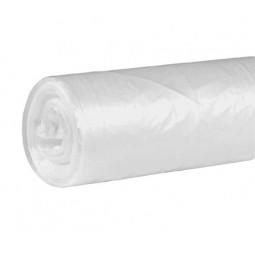 Bolsa para basura transparente Fortplas 52x60cm 1250 ud