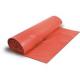 Bolsa para basura roja Fortplas 85x105 cm