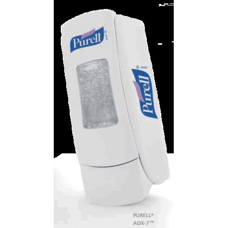 Dispensador de jabón blanco ADX7 700 ml