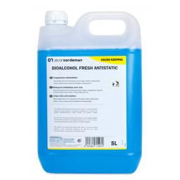 Fregasuelos Antiestático con Bioalcohol 5 litros