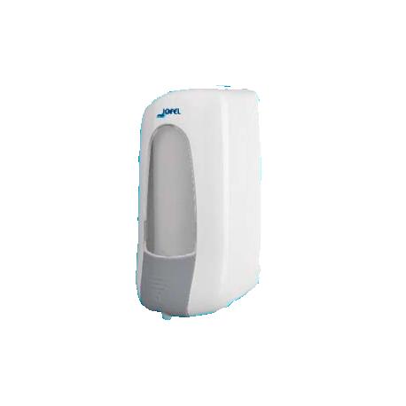 Dosificador de jabón Aitana multifunción negro de 1 litro