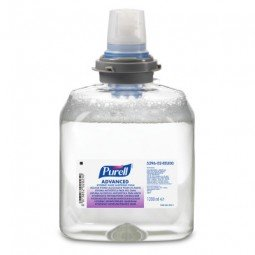Purell Advance Espuma Antiséptica TFX 1200 ml 2ud