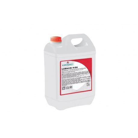 Lubacin H-DA Bactericida y virucida de rápida evaporación 5L