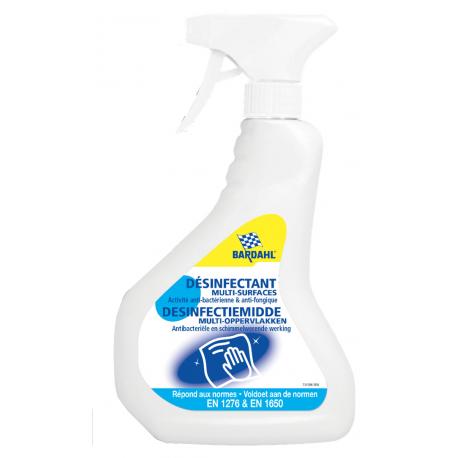 Desinfectante Multisuperficies 500 ml