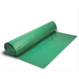Bolsa de basura Fortplas 115x150 cm verde 150 ud