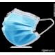 Mascarilla quirúrgica azul desechable Tipo IIR 50ud