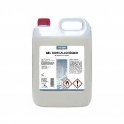 Gel hidro-alcohólico 5L