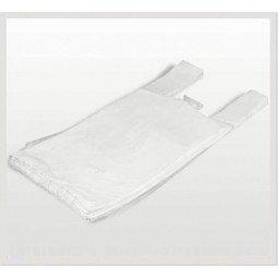 Bolsa Fortplas camiseta 35x50 estandar 50 A.D. blanca 200 ud