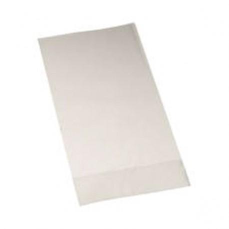 Bolsa higiénica blanca 20x27 cm