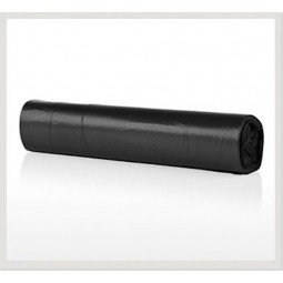 Bolsa de basura Fortplas 125x150 cm fuerte negra 150 ud