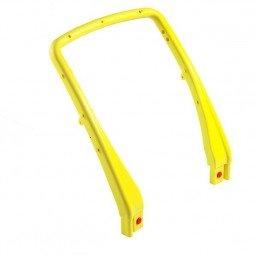"""Asa en """"U"""" TTS amarilla para carro Nick"""