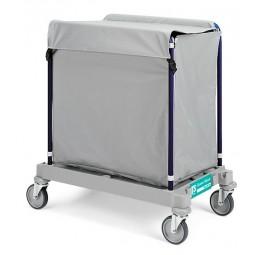 Carro Green Hotel 916 TTS para transporte y recogida de ropa sucia